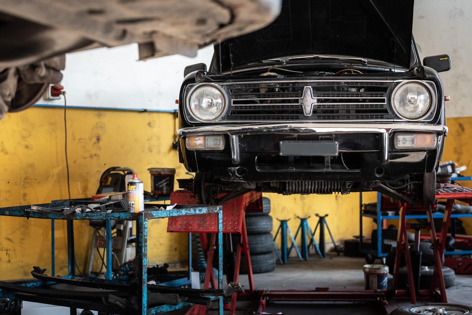 Manutenzione auto Roma Cinecittà